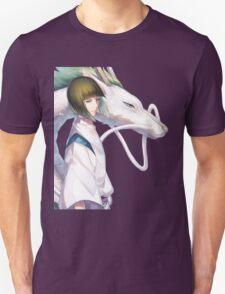Haku the Dragon  Unisex T-Shirt