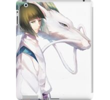 Haku the Dragon  iPad Case/Skin