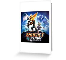 Ratchet and clank the movie Greeting Card