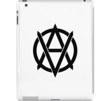 Anarchist Vegan iPad Case/Skin