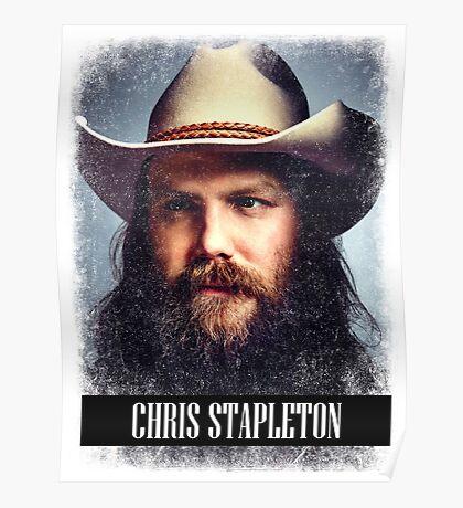 Chris Stapleton Poster
