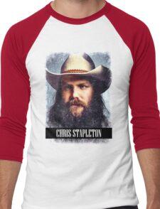 Chris Stapleton Men's Baseball ¾ T-Shirt