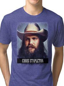 Chris Stapleton Tri-blend T-Shirt