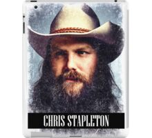 Chris Stapleton iPad Case/Skin