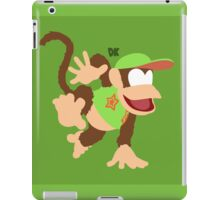 Diddy Kong (Green) - Super Smash Bros. iPad Case/Skin