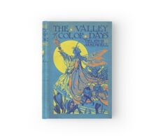 The Valley of Color Days Book Hardcover Journal