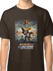 Ratchet and Clank tools of destruction Classic T-Shirt