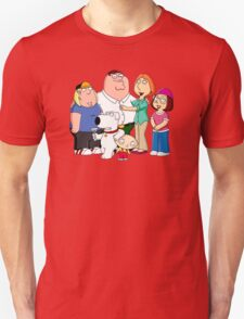 American Family Unisex T-Shirt