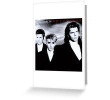 Duran Duran Notorious Greeting Card