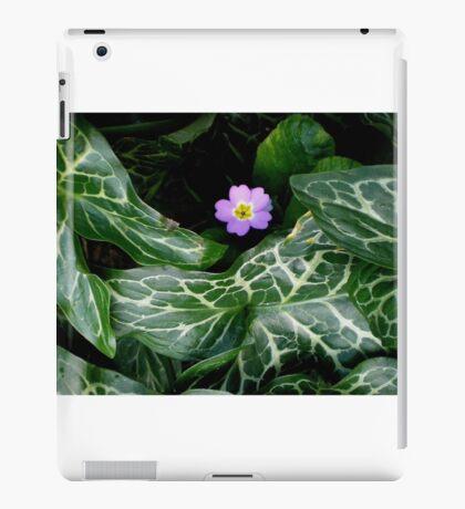 One small primrose iPad Case/Skin