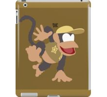Diddy Kong (Brown) - Super Smash Bros. iPad Case/Skin