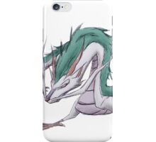 Dragon Haku  iPhone Case/Skin