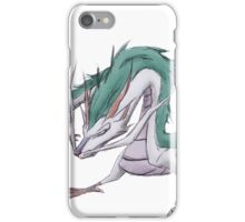 Dragon Haku  iPhone Case/Skin