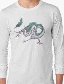 Dragon Haku  Long Sleeve T-Shirt