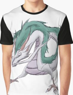 Dragon Haku  Graphic T-Shirt