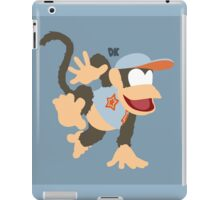 Diddy Kong (Light Blue) - Super Smash Bros. iPad Case/Skin