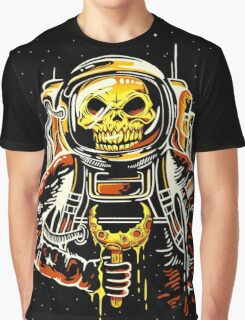 Death at the Space Graphic T-Shirt