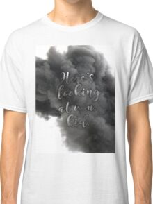 """""""Here's looking at you, kid"""" Classic T-Shirt"""