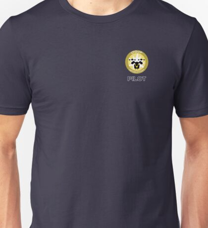 Gold Squadron - Off-Duty Series Unisex T-Shirt