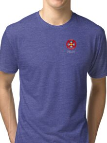 Red Squadron - Off-Duty Series Tri-blend T-Shirt