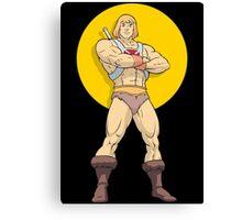 He - Man Canvas Print