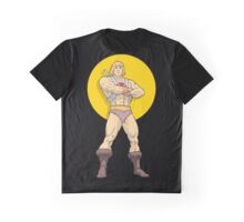 He - Man Graphic T-Shirt
