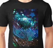 Sparkling Waterdrop Unisex T-Shirt