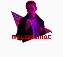 Melomaniac w/out Background Unisex T-Shirt