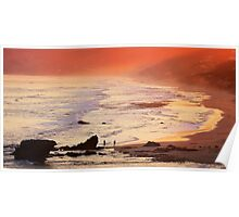 Summer light - Aireys Inlet Poster