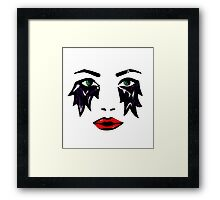 Drama Queen 2 Framed Print