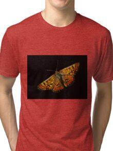 Meadow's Fractal Angel Tri-blend T-Shirt