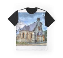 Cheesy Church Graphic T-Shirt