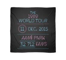 11th December - AAMI Park Scarf
