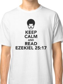 Ezekiel 25:17 Classic T-Shirt