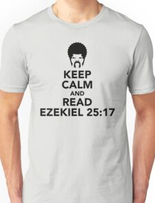 Ezekiel 25:17 Unisex T-Shirt