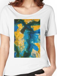 2016_GITCHADK_MALERI_PRINT_1_11 Women's Relaxed Fit T-Shirt
