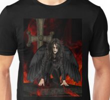 Dark Angel .. the vampires reaper Unisex T-Shirt