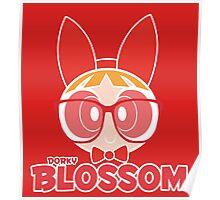 Dorky Powerpuff Blossom [Design] Poster
