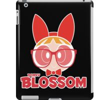 Dorky Powerpuff Blossom [Design] iPad Case/Skin