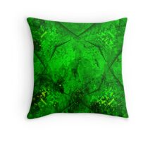 Abstract 1 E Throw Pillow