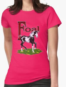 Foal Womens Fitted T-Shirt