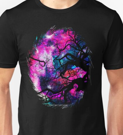 Starfield Tree Unisex T-Shirt