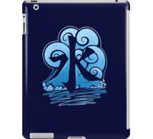 Water Tribe Symbol V3 Transparent iPad Case/Skin