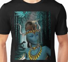 Warrior of the Midnight Forest Unisex T-Shirt