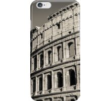 Rome - View of the Colosseum  iPhone Case/Skin