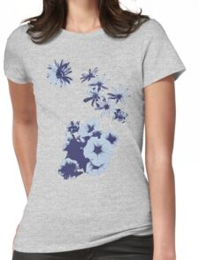 Wildflowers Womens Fitted T-Shirt