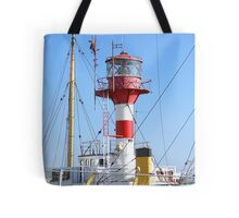 Lighthouse of Westhinder - tote bag Tote Bag