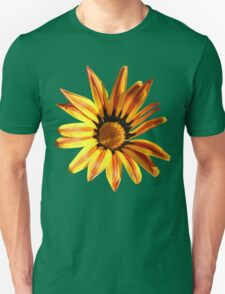 Wildflower on Green T-Shirt