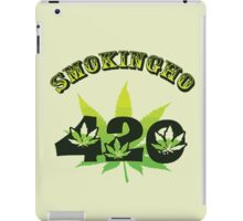 Smokingho  New Roller Player - weed t shirts iPad Case/Skin