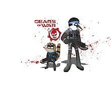 Gears of War Photographic Print